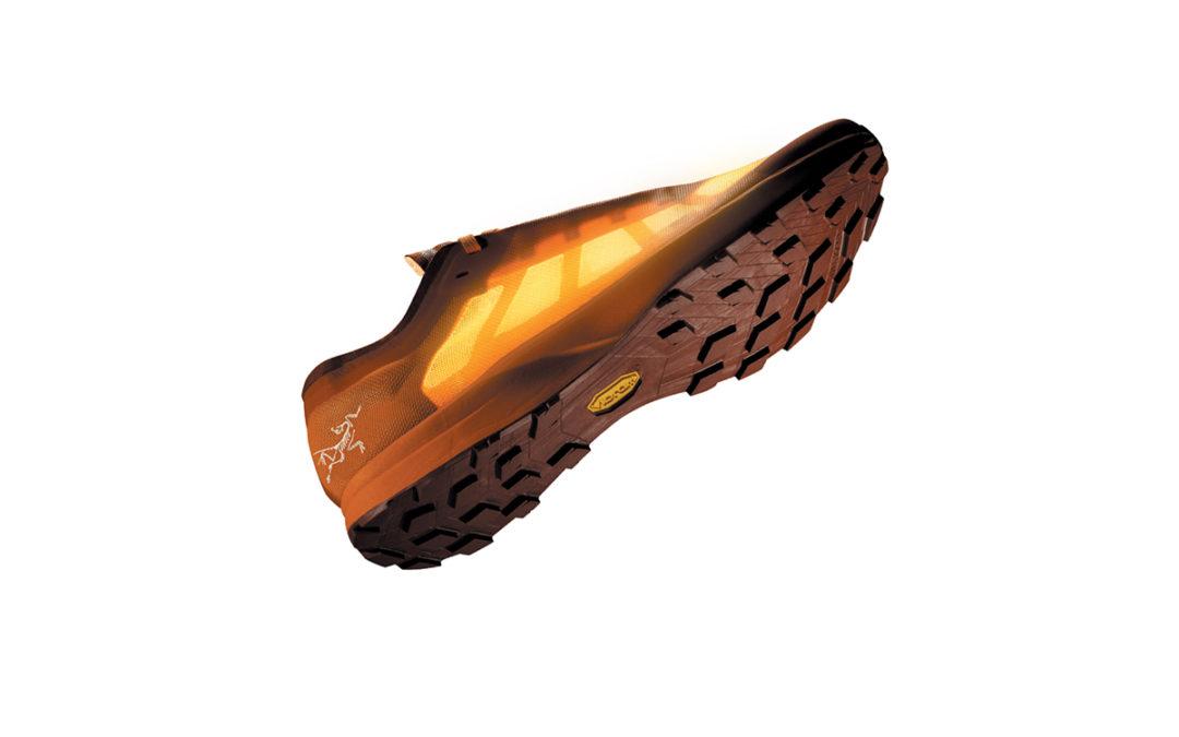 Arc'teryx : une chaussure trail de 185gr, vraiment ?