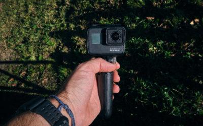 Guide matos : que choisir pour filmer ses aventures ?