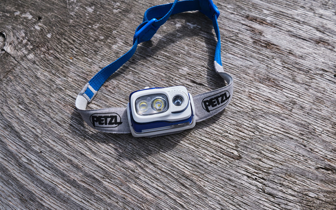 TEST – Frontale Swift RL de Petzl