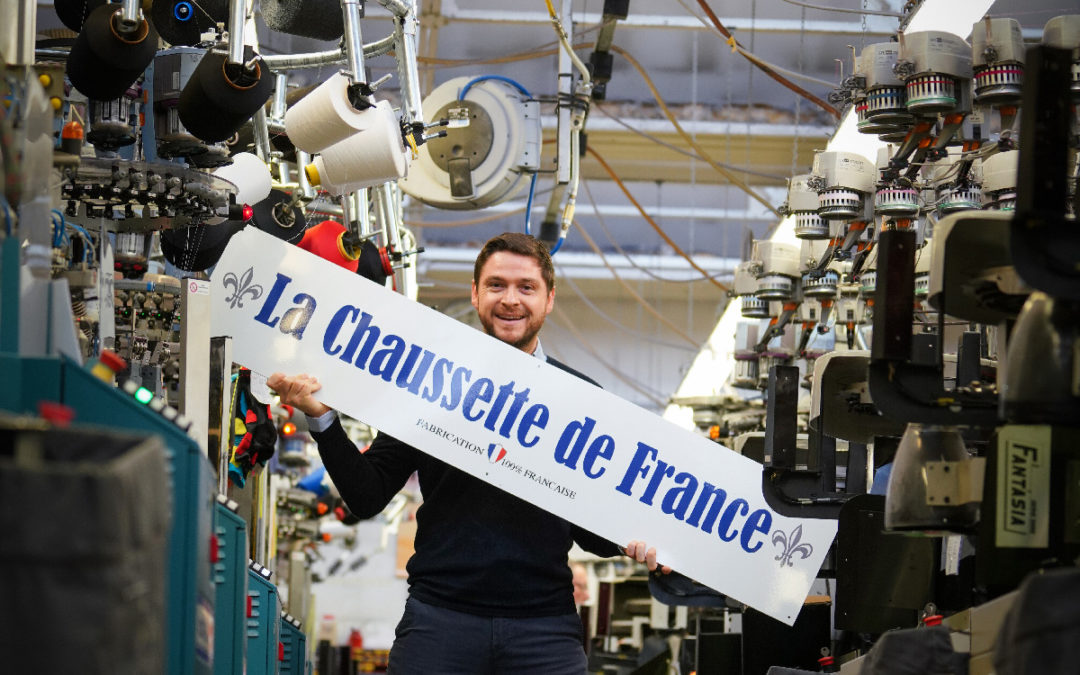 TEST – La Chaussette de France, l'expert français