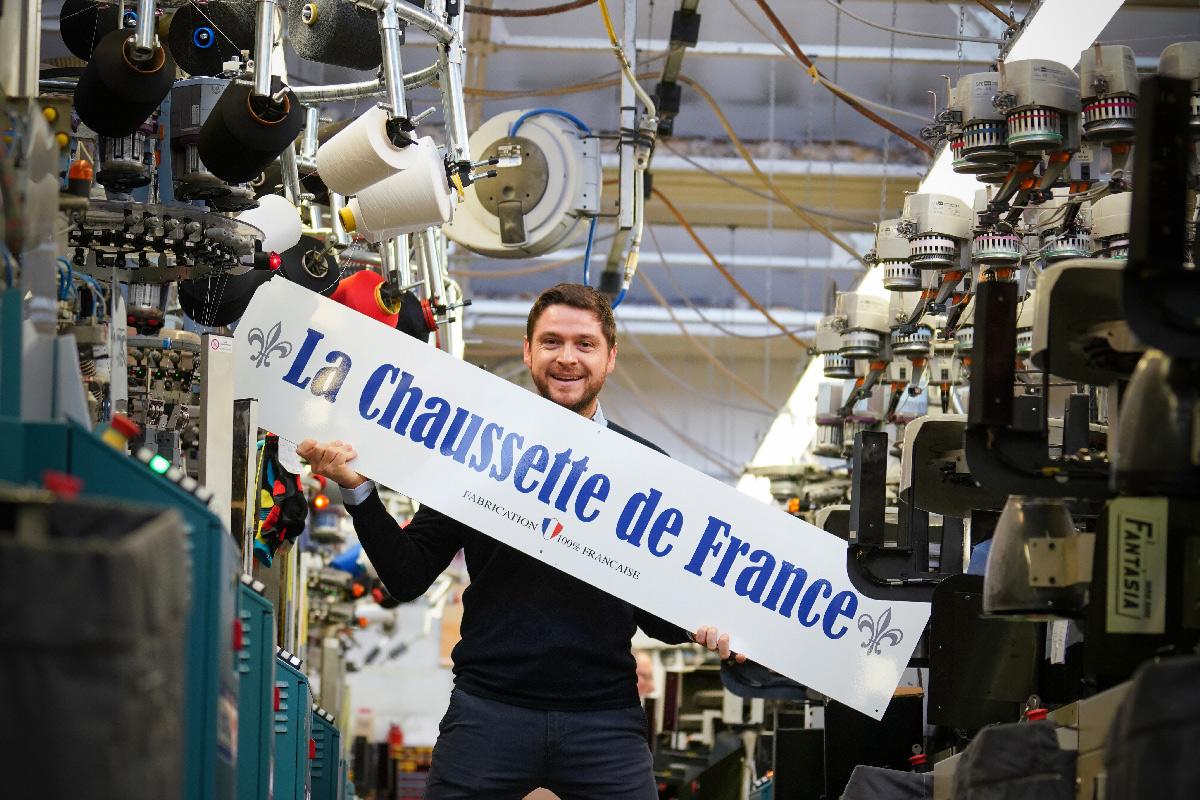 Usine La chaussette de France