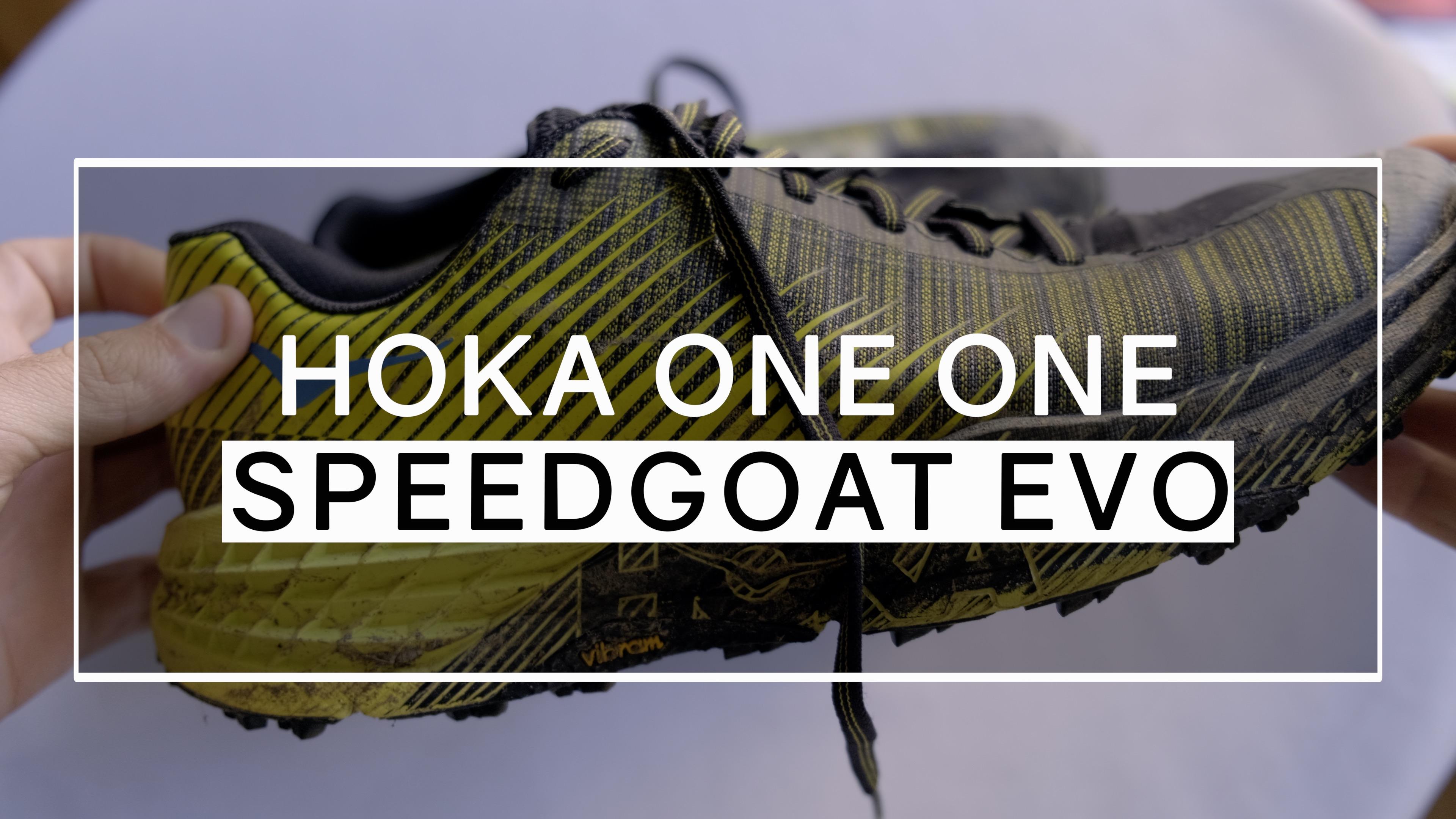 Hoka Speedgoat EVO