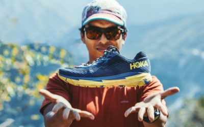 Hoka One One annonce la nouvelle Hoka Torrent
