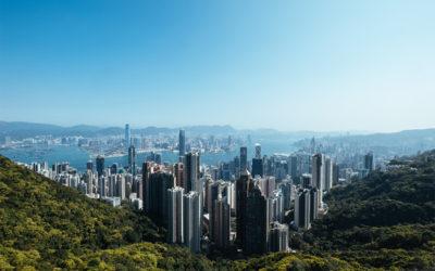Vibram Hong Kong 100 : la saison de l'Ultra Trail World Tour est lancée !