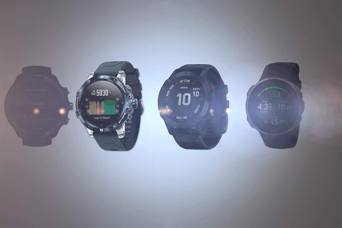 montres gps 2020