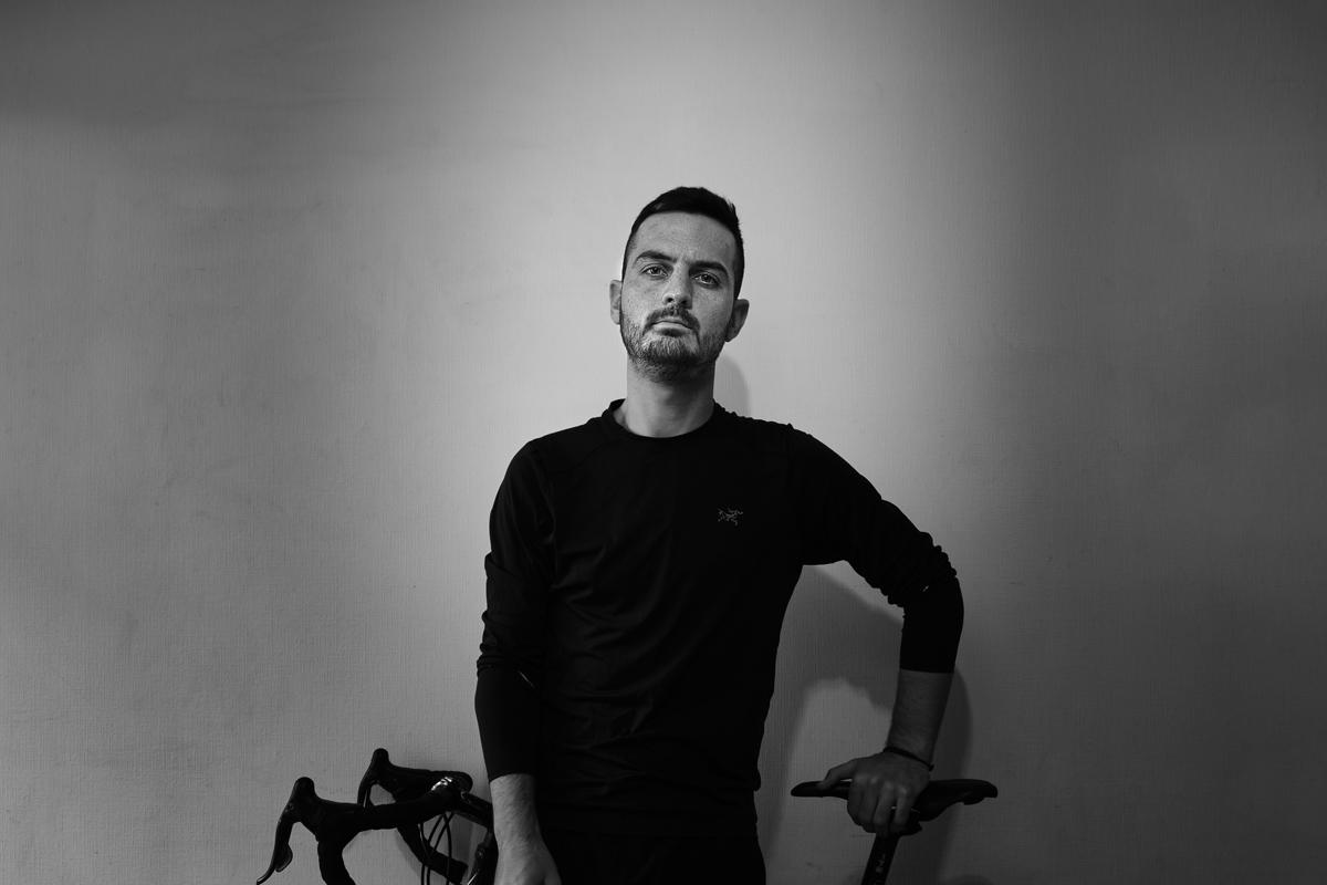 Simon Dugué noir et blanc