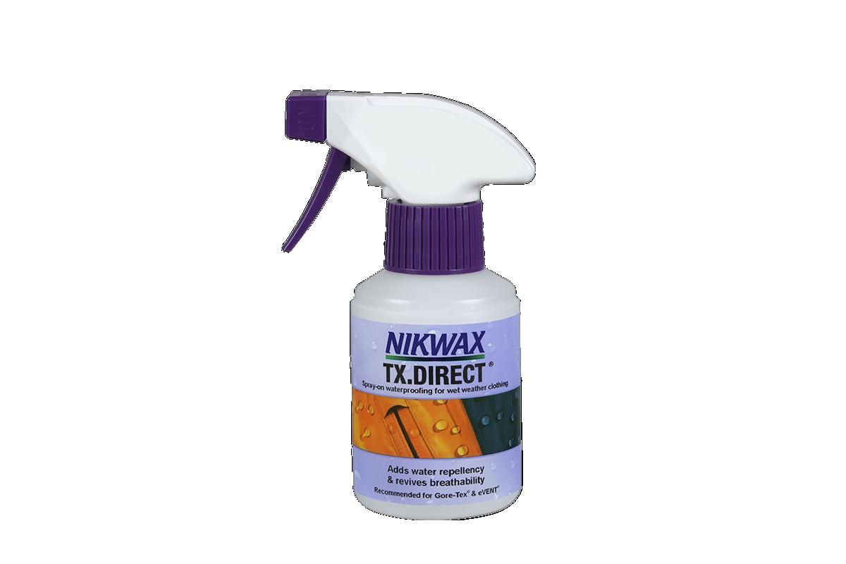 spray-on nikwax