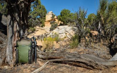 Test de la gamme Vanguardpour la photo outdoor