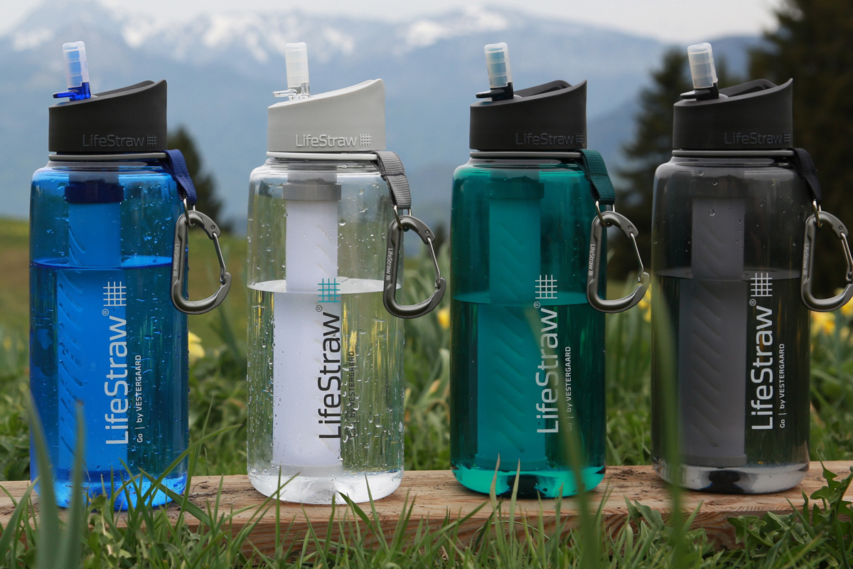 Lifestraw Go 1L