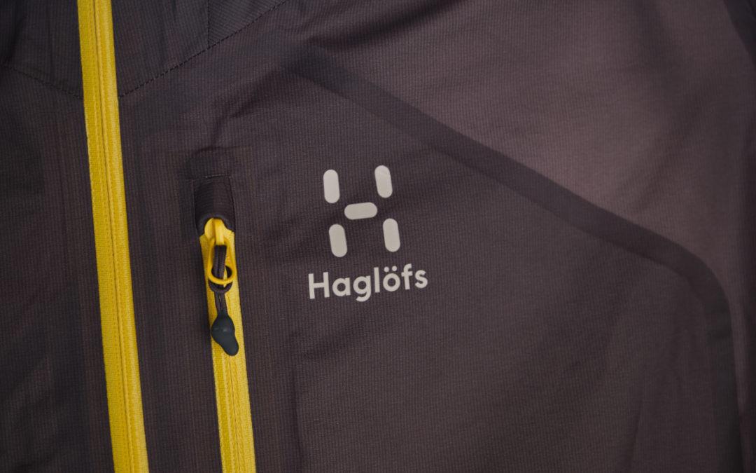 L.I.M Crown Jacket : la veste imperméable ultra respirante d'Haglofs